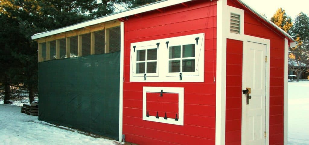 Free Chicken coop plans by unbound roots