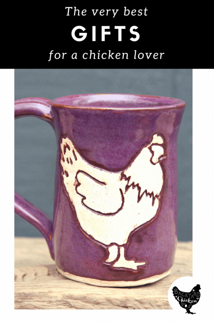 Those who love chickens really only want one thing... more chickens! Find the best gifts for a chicken lover here!