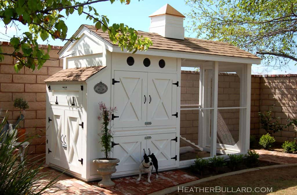 Need some chicken coop inspiration? We've gathered ten of the most incredible chicken coop ideas on the market all in one place!