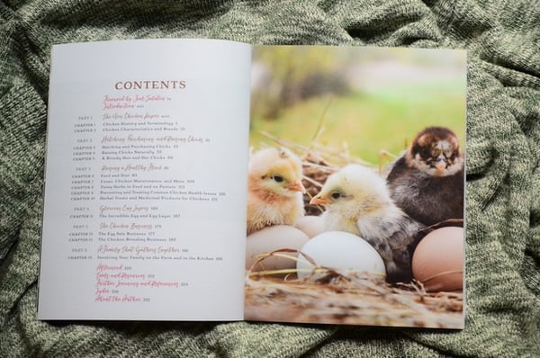 The Natural Chicken Keeping Handbook: A must-have for chicken keepers!