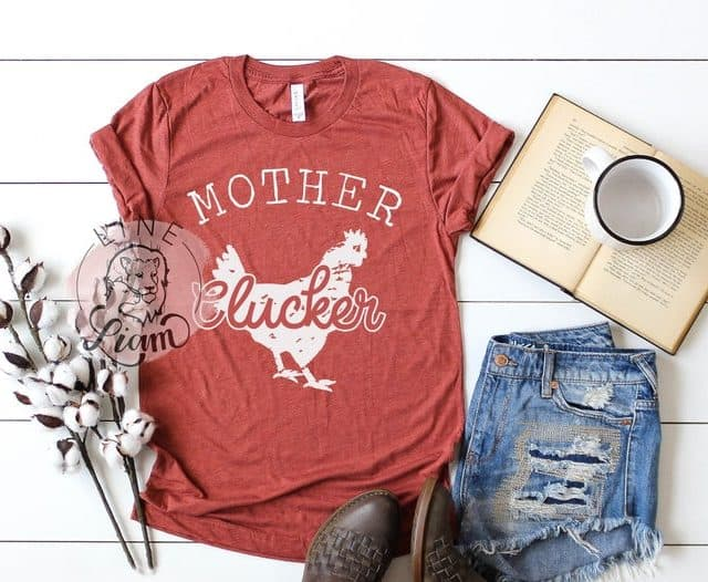 20 Chicken Shirts for the Crazy Chicken Lady in your life